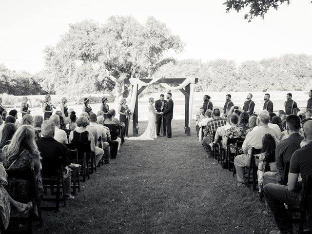 Kelly and Lisa's Wedding in Wichita, Kansas 31