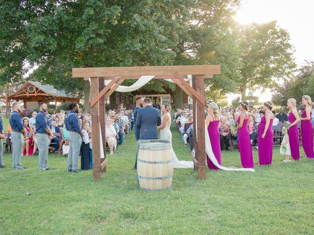 Kelly and Lisa's Wedding in Wichita, Kansas 33