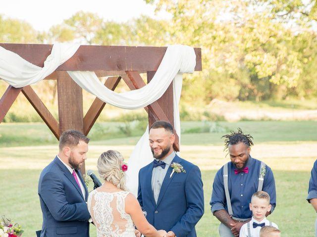 Kelly and Lisa's Wedding in Wichita, Kansas 34