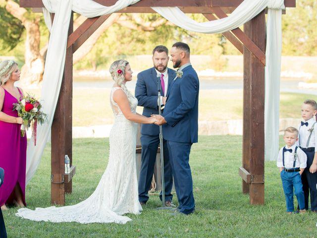 Kelly and Lisa's Wedding in Wichita, Kansas 35