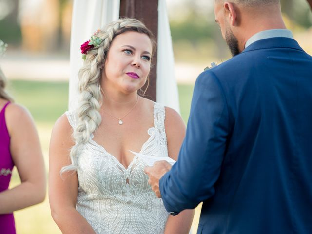 Kelly and Lisa's Wedding in Wichita, Kansas 37