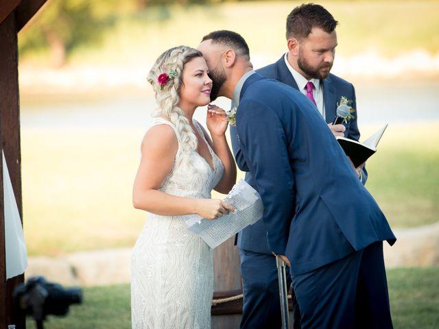 Kelly and Lisa's Wedding in Wichita, Kansas 39