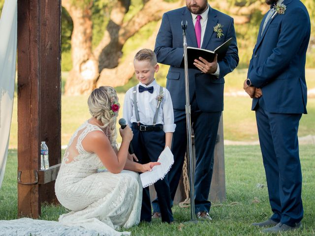 Kelly and Lisa's Wedding in Wichita, Kansas 40