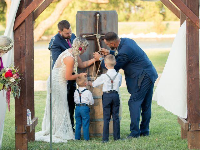 Kelly and Lisa's Wedding in Wichita, Kansas 41