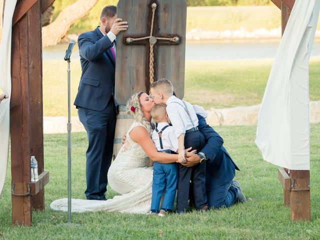 Kelly and Lisa's Wedding in Wichita, Kansas 42