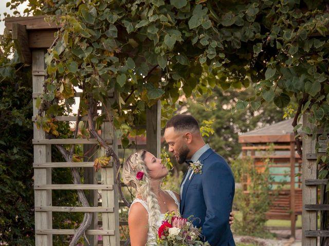 Kelly and Lisa's Wedding in Wichita, Kansas 50