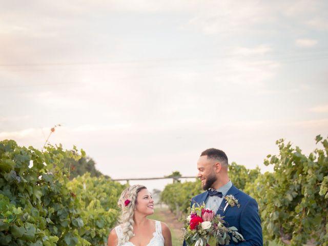 Kelly and Lisa's Wedding in Wichita, Kansas 1