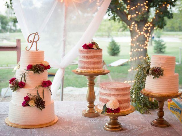 Kelly and Lisa's Wedding in Wichita, Kansas 56