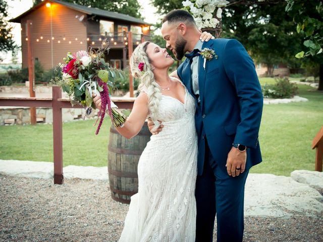 Kelly and Lisa's Wedding in Wichita, Kansas 57