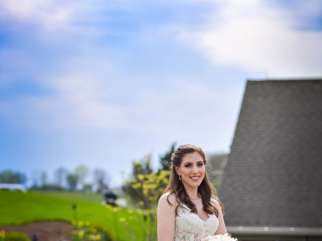 Mike and Erica's Wedding in Hamburg, New Jersey 6