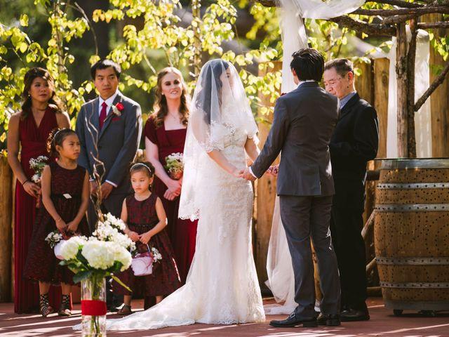 Enrique and Emily's Wedding in Black Diamond, Washington 2