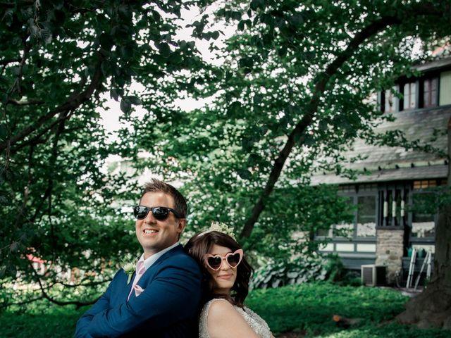 Josh and Annamaria's Wedding in Philadelphia, Pennsylvania 9