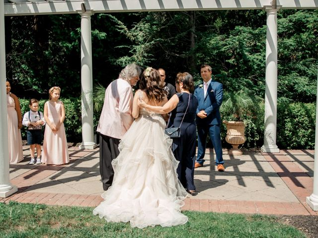 Josh and Annamaria's Wedding in Philadelphia, Pennsylvania 14