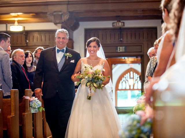 Joe and Haley's Wedding in Rochester, New York 6