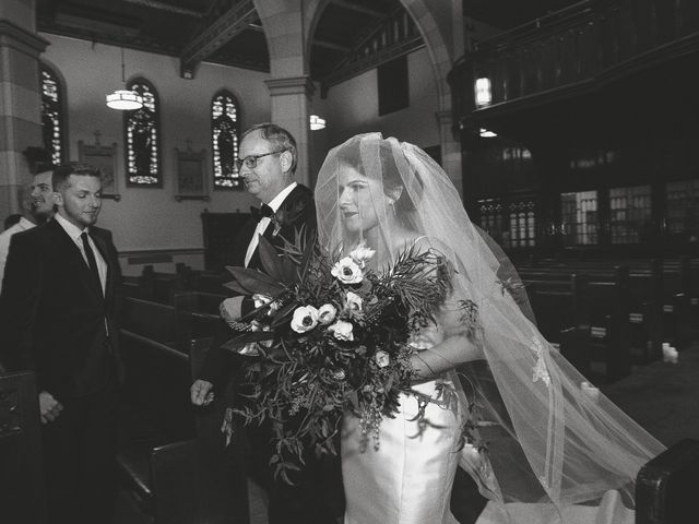Kyle and Kristin's Wedding in Rochester, New York 23