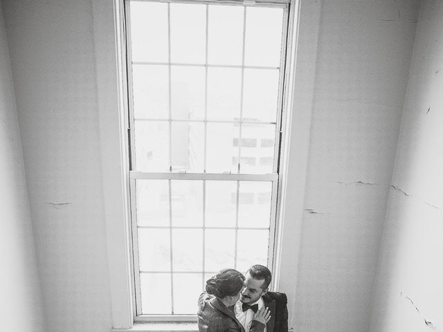 Kyle and Kristin's Wedding in Rochester, New York 17