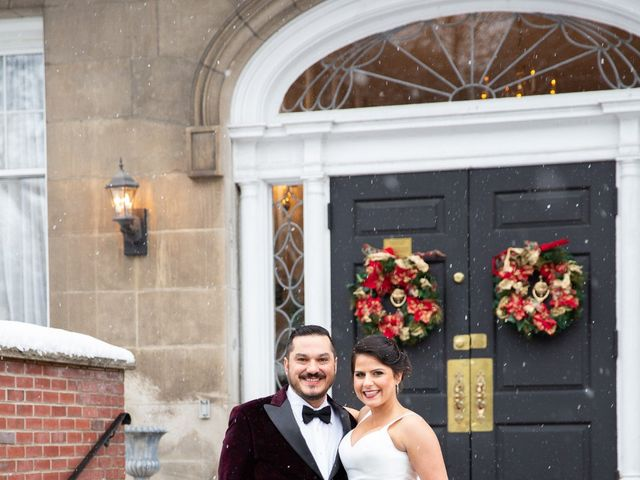 Kyle and Kristin's Wedding in Rochester, New York 19