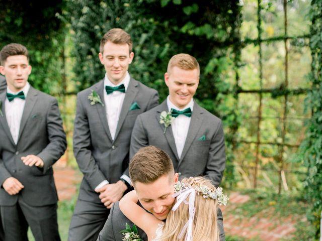Colin and Bryttney's Wedding in Columbus, Georgia 15
