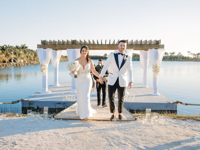 Luis and Rosy's Wedding in Miami, Florida 7