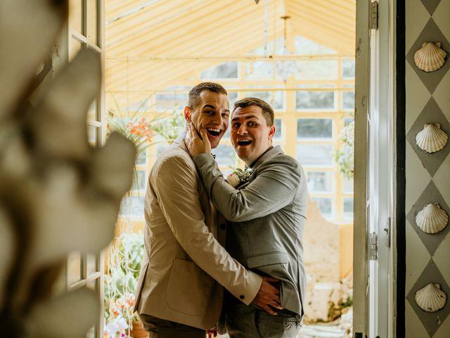 Ilija and Dejan's Wedding in Fort Lauderdale, Florida 15