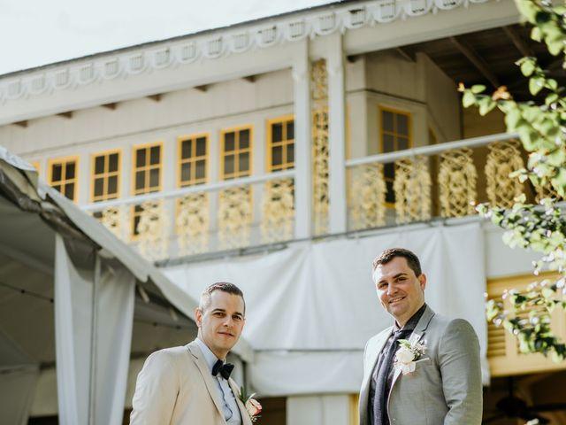 Ilija and Dejan's Wedding in Fort Lauderdale, Florida 29