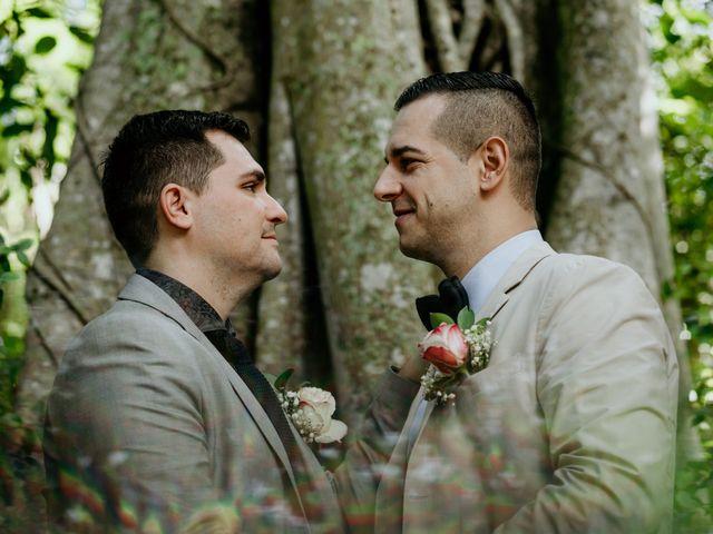 Ilija and Dejan's Wedding in Fort Lauderdale, Florida 49