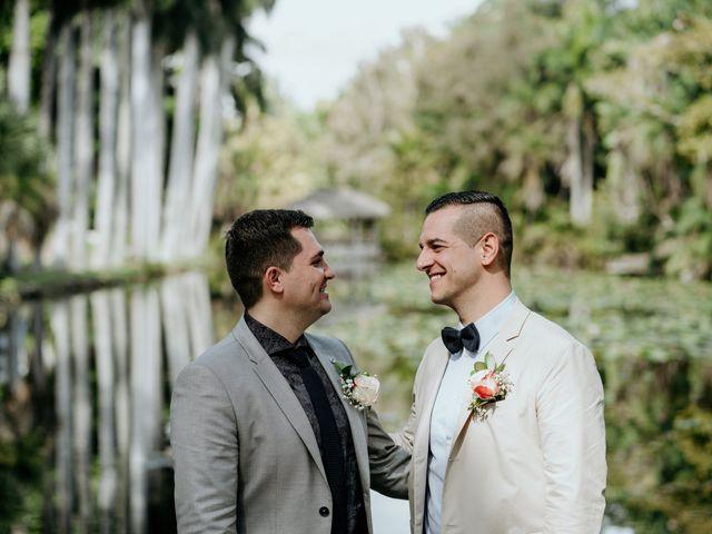Ilija and Dejan's Wedding in Fort Lauderdale, Florida 59