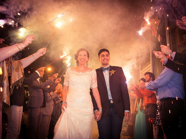 Jessica and Sayeed's Wedding in Kansas City, Missouri 16