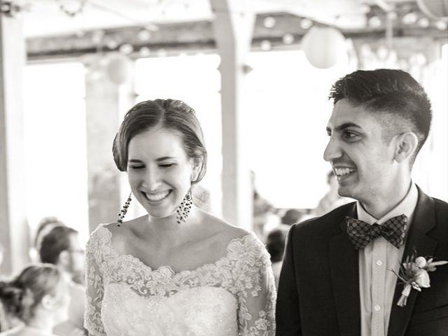 Jessica and Sayeed's Wedding in Kansas City, Missouri 12