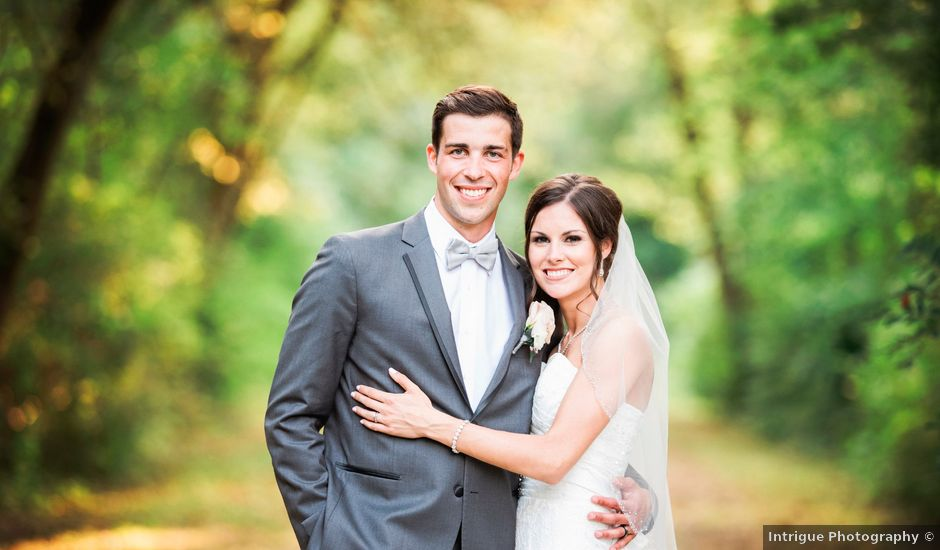 Jake and Megan's Wedding in Detroit, Michigan