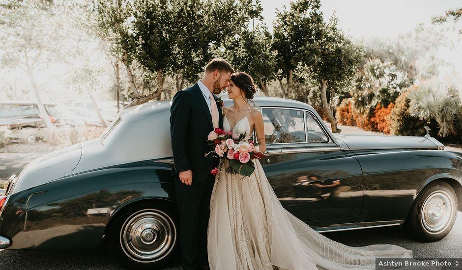 Matt and Kinra's Wedding in Naples, Florida