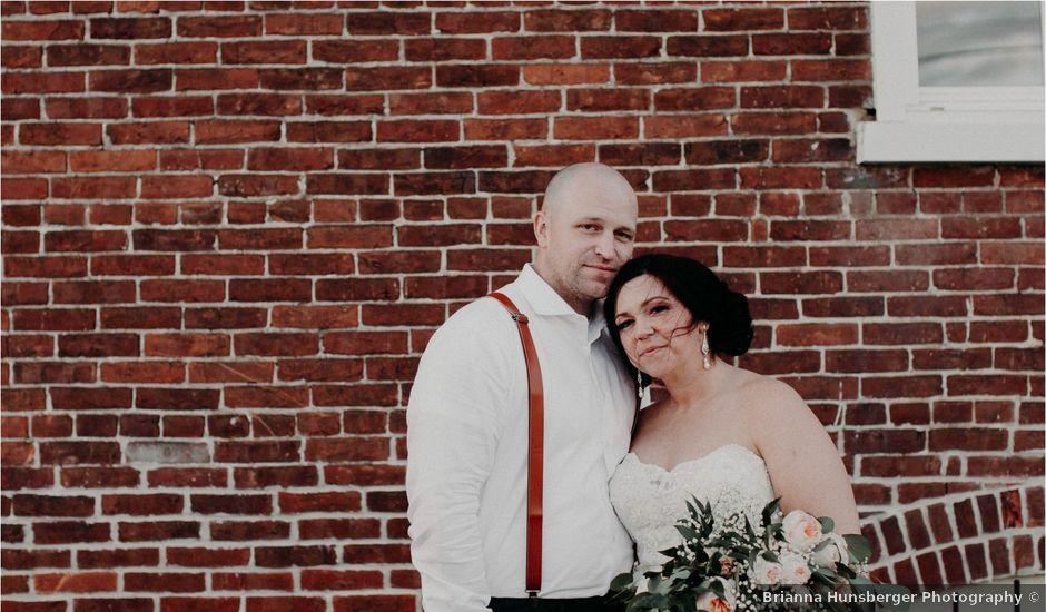 Zachary and Rebecca's Wedding in Manheim, Pennsylvania