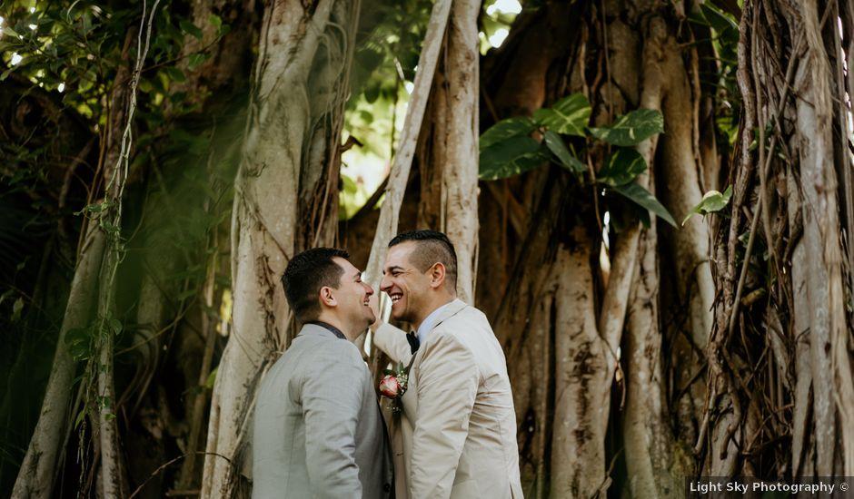 Ilija and Dejan's Wedding in Fort Lauderdale, Florida