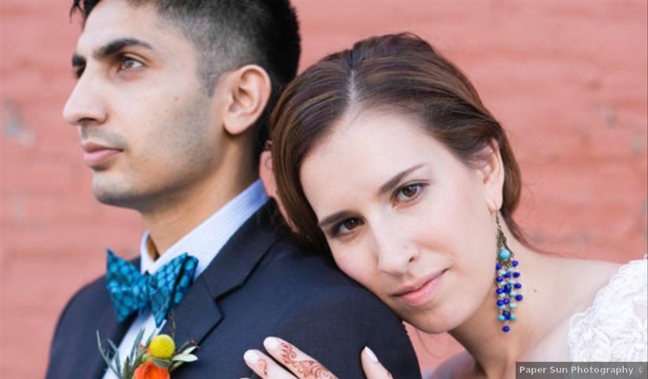 Jessica and Sayeed's Wedding in Kansas City, Missouri