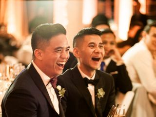 The wedding of Jason and Ben 2