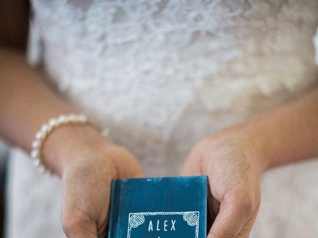 Liz and Alex's Wedding in Andover, Massachusetts 10