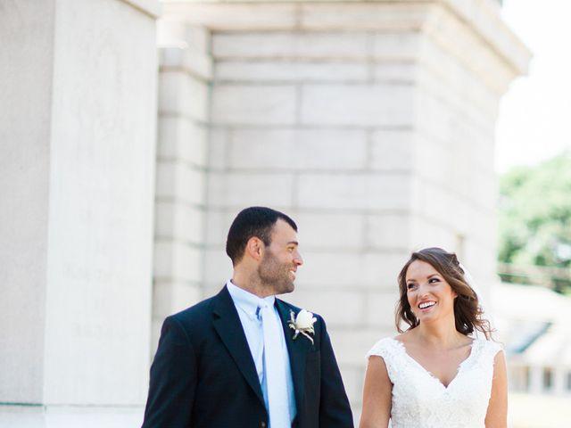 Liz and Alex's Wedding in Andover, Massachusetts 5