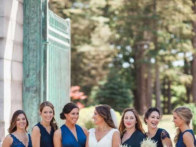 Liz and Alex's Wedding in Andover, Massachusetts 3