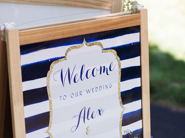 Liz and Alex's Wedding in Andover, Massachusetts 7