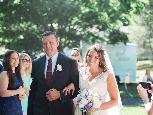 Liz and Alex's Wedding in Andover, Massachusetts 13