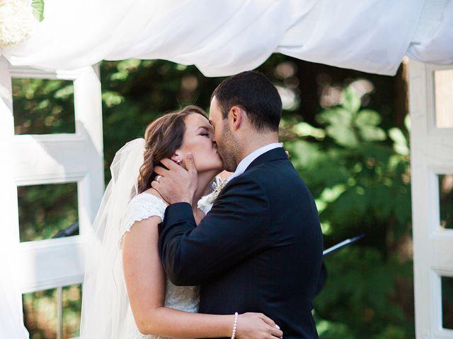 Liz and Alex's Wedding in Andover, Massachusetts 14