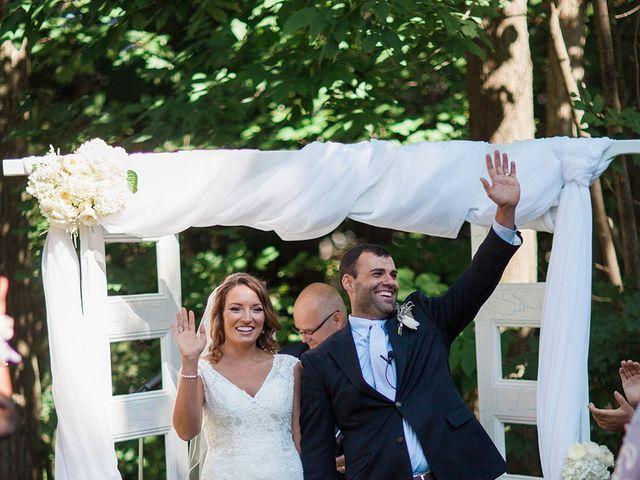 Liz and Alex's Wedding in Andover, Massachusetts 15