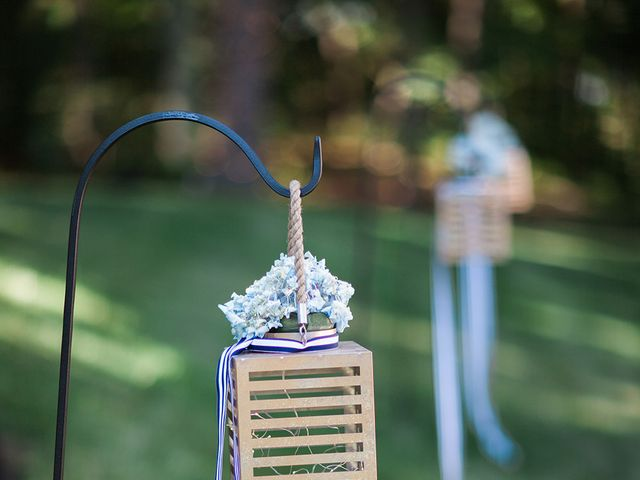 Liz and Alex's Wedding in Andover, Massachusetts 12
