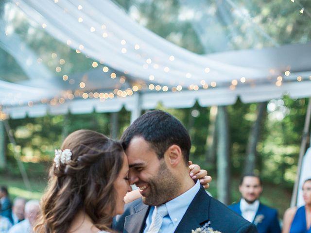 Liz and Alex's Wedding in Andover, Massachusetts 27
