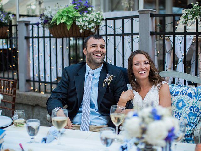 Liz and Alex's Wedding in Andover, Massachusetts 29