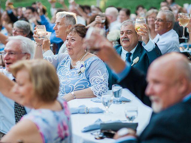Liz and Alex's Wedding in Andover, Massachusetts 30