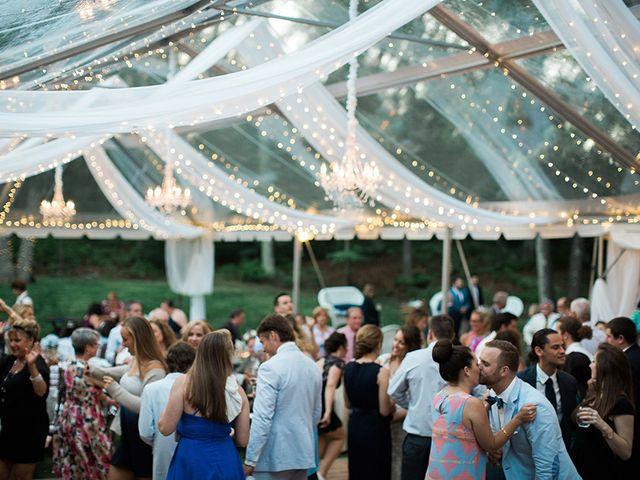 Liz and Alex's Wedding in Andover, Massachusetts 34
