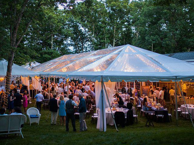 Liz and Alex's Wedding in Andover, Massachusetts 35