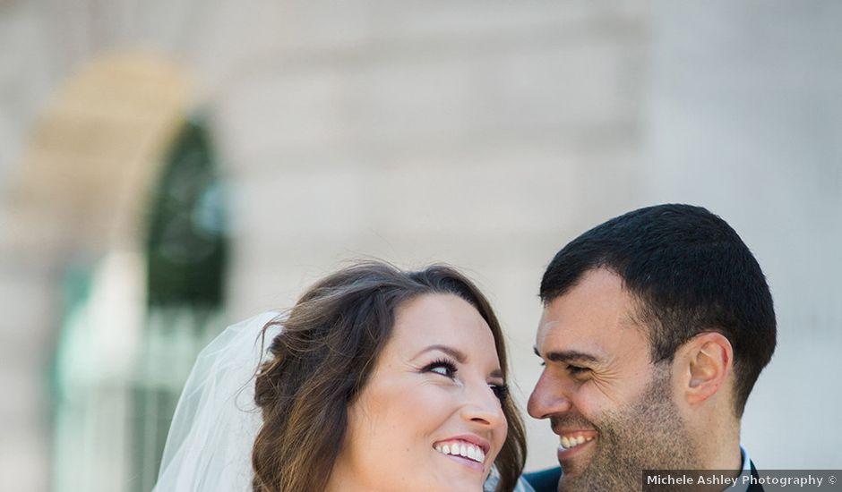 Liz and Alex's Wedding in Andover, Massachusetts