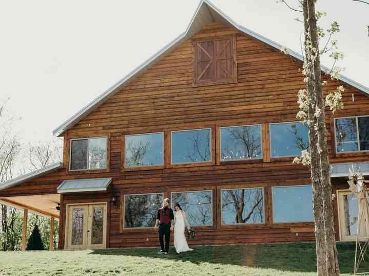 The wedding of Katelynn and C.J.